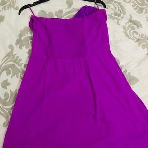 Express lilac dress